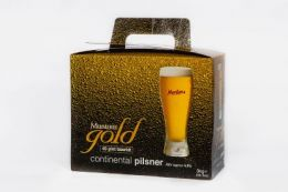 Muntons GOLD - Continental Pilsner (3 кг)