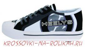 Роликовые кроссовки Heelys Avenger 7618