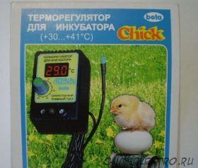 Терморегулятор для инкубатора Chick Beta