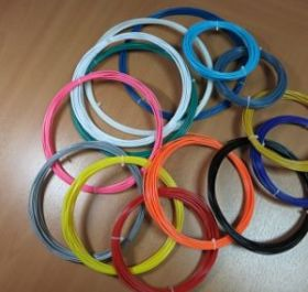 Комплект ABS-пластика ESUN 1.75 мм, 14 цветов по 9 метров