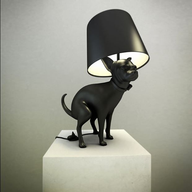Настольный светильник Good puppy