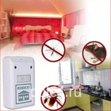 Отпугиватель грызунов и насекомых Ридекс Плюс (Riddex Plus Pest Reject)