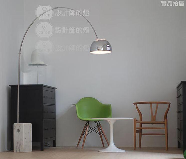 Напольная лампа торшер Flos Arco