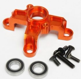 Aluminum clutch mount
