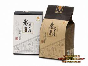 """И Бан """"Старые чайные головы (Лао Тоу Ча)"""" 2005г, 200гр."""