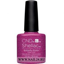 CND Shellac Butterfly Queen 0.25oz/7.3мл