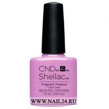 CND Shellac Fragrant Freesia 0.25oz/7.3мл