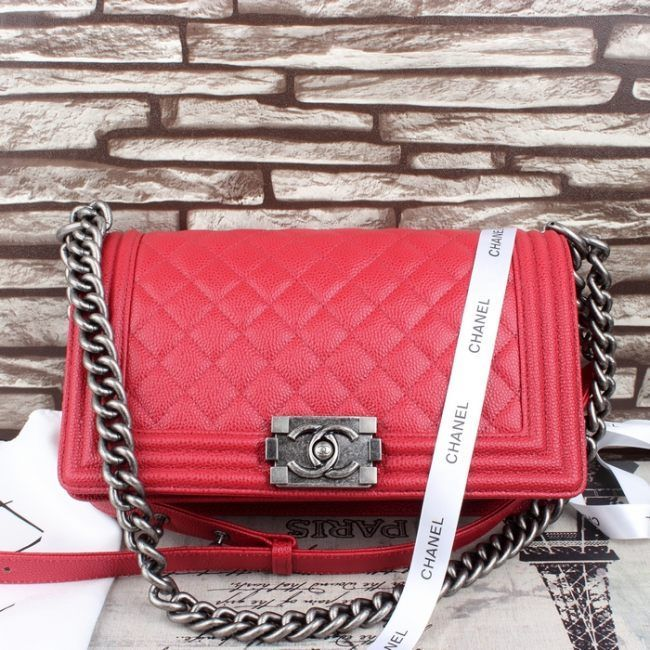 Сумка Chanel Boy Shoulder Bag