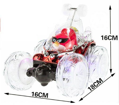 Светящаяся машинка Angry bird