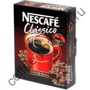 """Кофе растворимый """"Nescafe Classico"""" 10 пакетов"""