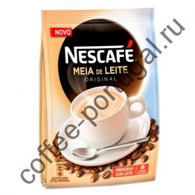 """Кофе растворимый """"Nescafe Meia Leite""""  8 пакетов"""