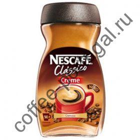 "Кофе растворимый ""Nescafe Classico Creme"" 100 гр"