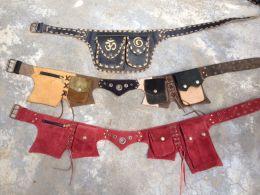 Удобные пояса с карманами для мелочей для ношения на бедрах (под заказ)