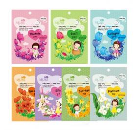 Mijin Care Daily Dewy Mask Pack - Листовая маска для лица