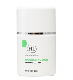 HOLY LAND Double Action Drying lotion 30ml - Подсушивающий лосьон
