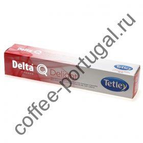 """Чай  """"Delta Q Tisanas Delight"""" 10 капсул"""