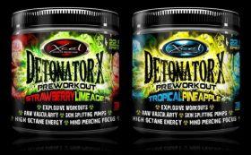 Предтренировочный комплекс Detonator X Xcel 30 порций