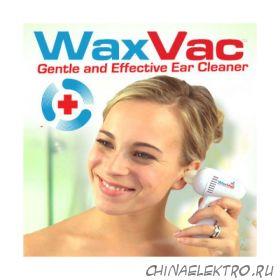 Прибор чистые ушки. Вакуумный очиститель ушей WaxVac.