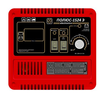 ЗУ ПОЛЮС-1524Э electronicks