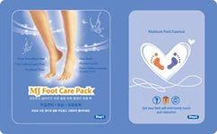 MJ CARE FOOT CARE PACK - маска для ног с гиалуроновой кислотой