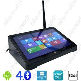 Мини ПК PIPO X8 Pro Dual OS Intel Z8350 32GB