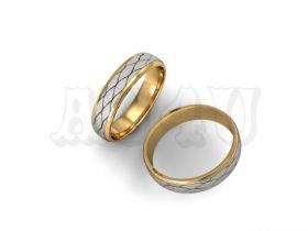 Обручальное кольцо LR 1804 a