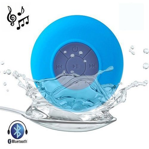 Водонепроницаемая Bluetooth аудио-колонка (Waterproof Bluetooth Shower Speaker)