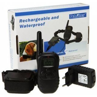 Электронный ошейник Axsel Fox PT-100R аккумуляторы, водонепроницаемый