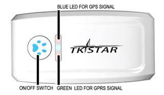 Ошейник GPS для кошек и собак TK-STAR new