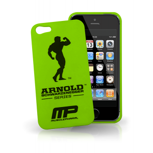 MUSCLEPHARM Arnold Series Футляр iPhone 5 Case - зеленый
