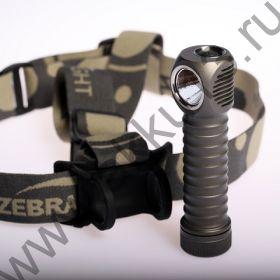 ZebraLight H600 Mk-II XM-L2 Cool White
