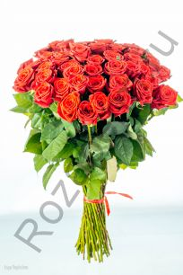 51 роза 70 см