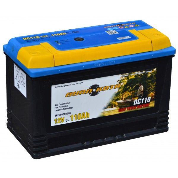 Аккумулятор MK-SCS100 (глуб. разрядки, 100 а/ч, MK -DC100 )