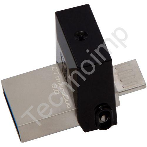 Накопитель USB3.0 Flash 16Gb Kingston microDuo DTDUO3