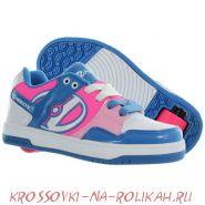 Роликовые кроссовки Heelys Flow 770392
