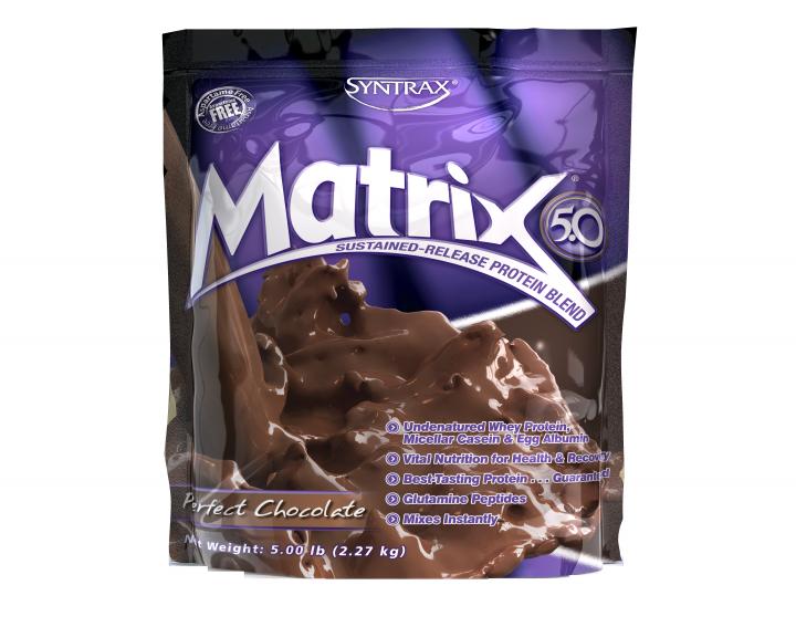SYNTRAX Matrix 5.0 (2,27кг.) - шоколад