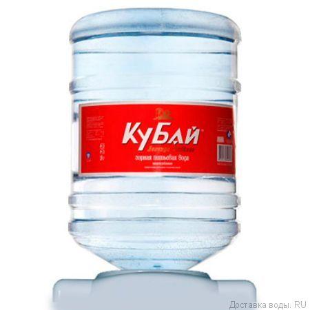 Горная вода Кубай
