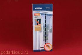 Противомоскитная сетка (80x220) ROSENBERG 7956 BEIGE (для балконов) (код 124)