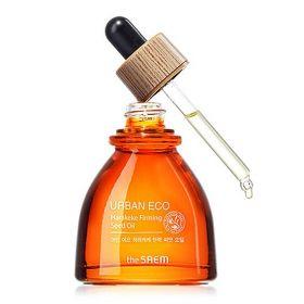 THE SAEM URBAN ECO HARAKEKE FIRMING SEED OIL 30ml - питательное масло с экстрактом новозеландского льна