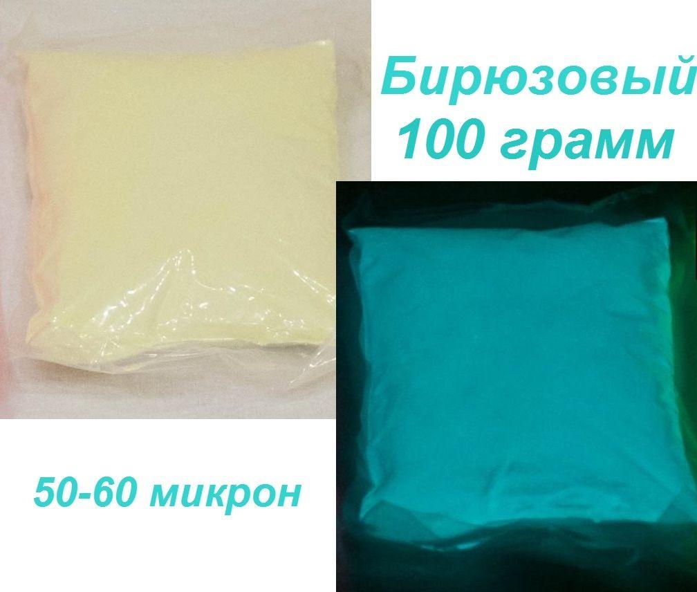 Люминофор бирюзовый повышенной яркости