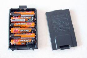 Батарейный отсек ААА для Baofeng UV-5R и Kenwood