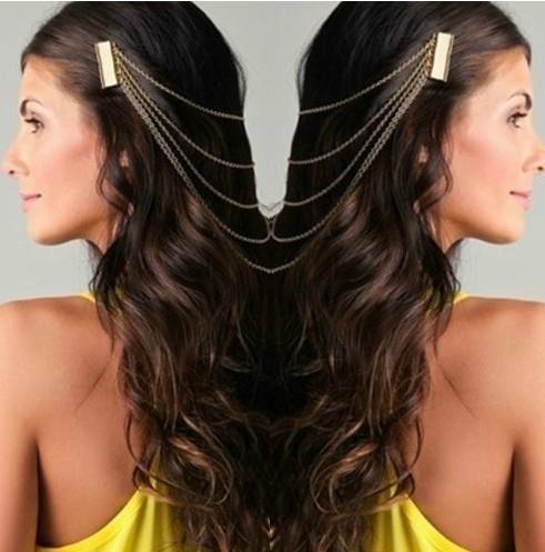 Украшение для волос H-004
