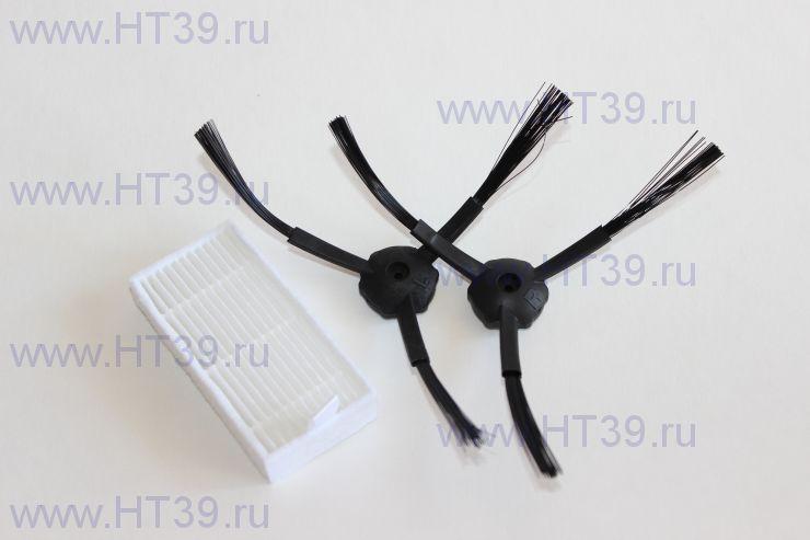 Фильтр и щетки для пылесоса Panda X500, X750, X900