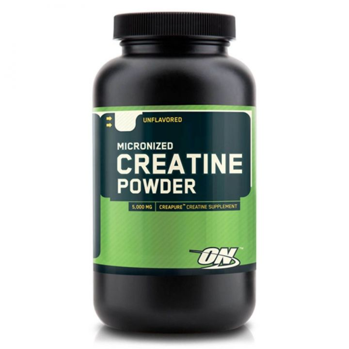 OPTIMUM NUTRITION Micronized Creatine Powder 300гр.