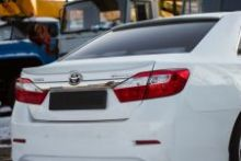 Спойлер Toyota Camry (XV50) (2011+)