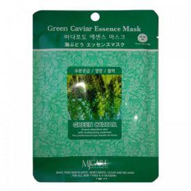 MJ CARE Green Caviar Essence Mask тканевая маска с морским виноградом