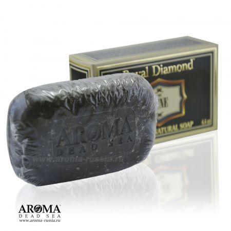 Антибактериальное мыло от акне (угревой сыпи) c грязью Мертвого моря Aroma Dead Sea