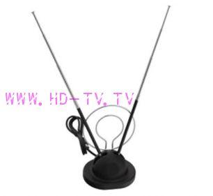 Антенна комнатная МВ+ДМВ YB1-002