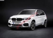 Пакет дооснащения M Performance на BMW X5 F15