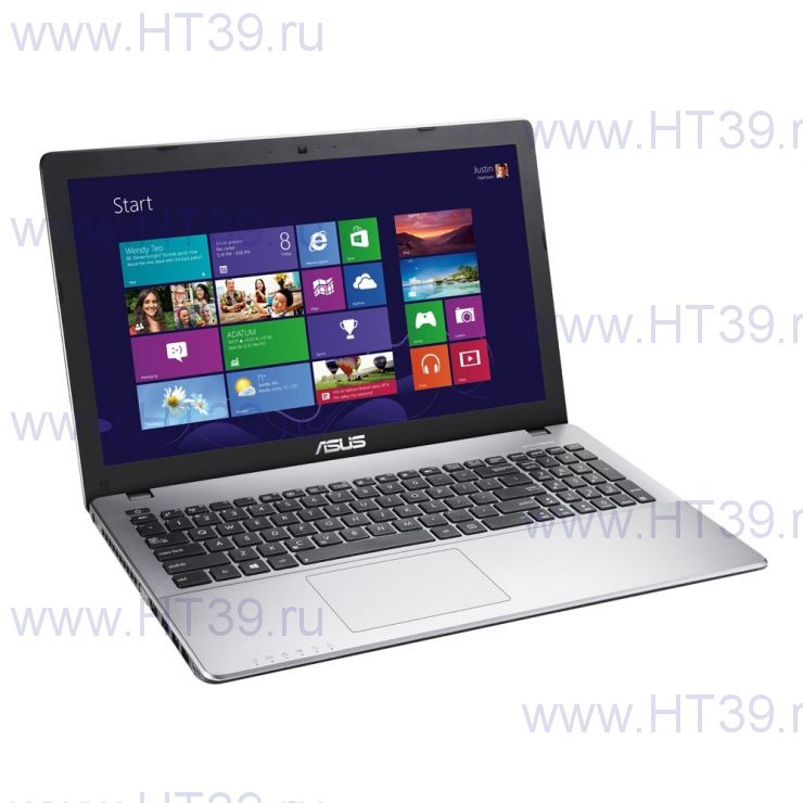 "Ноутбук Asus X552MD (Pentium N3530 2160 Mhz/15.6""/1366x768/4.0Gb/500Gb/DVD-RW/NVIDIA GeForce 820M/Wi-Fi/Bluetooth/Win 8 64)"